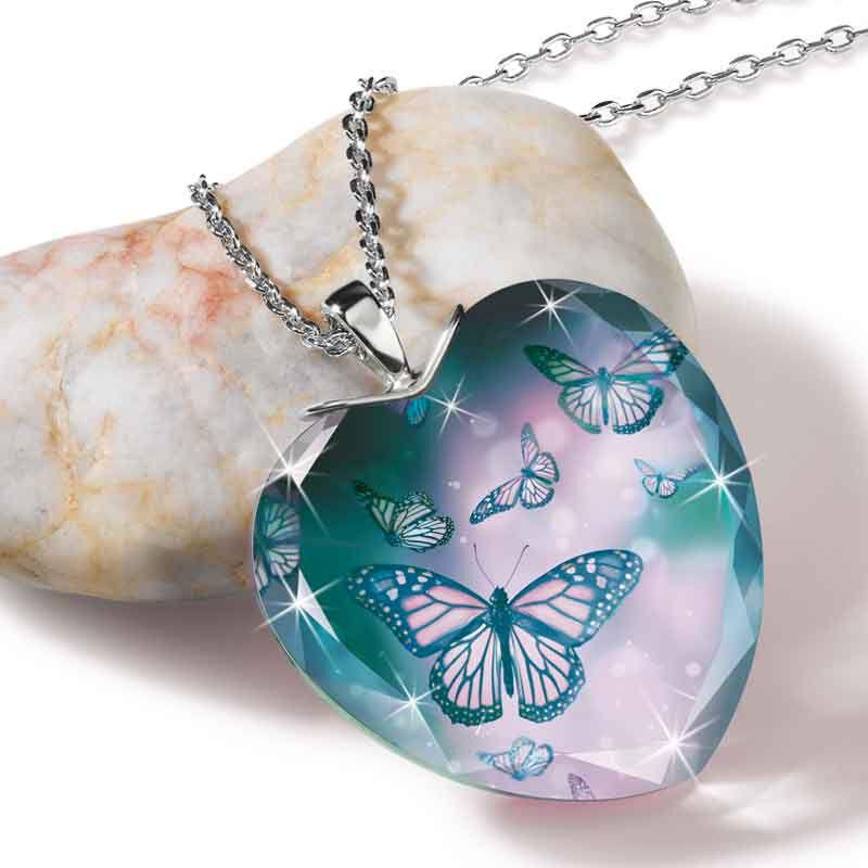 Granddaughter Crystal Pendant 5199 006 7 3