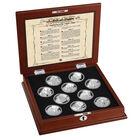 The Bill of Rights Silver Bullion Commemoratives 6530 0022 g display