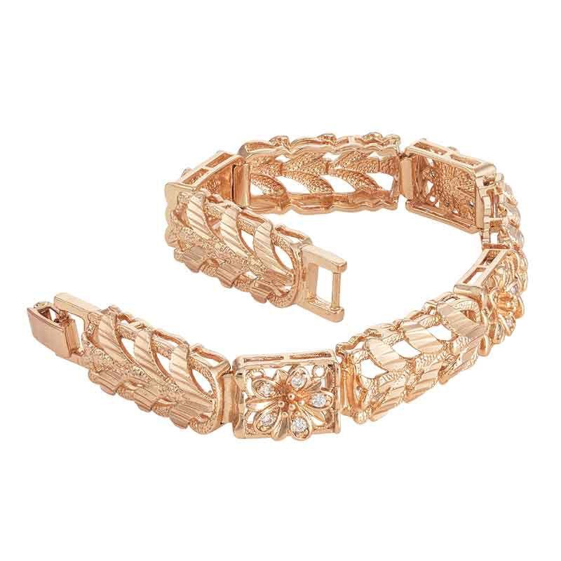 Healing Blooms Copper Bracelet 6368 001 1 2