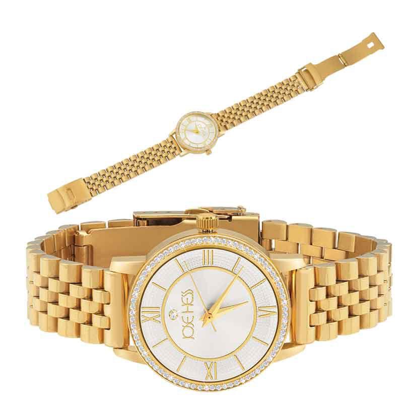 The Ladies Diamond Watch by Jose Hess 2128 001 1 3