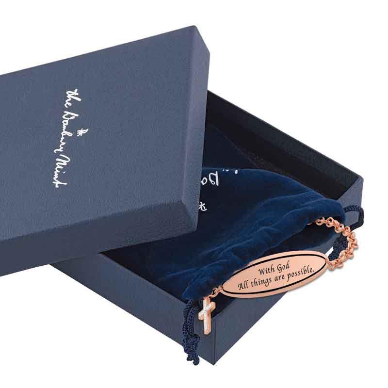 Healing Through Faith Magnetic Copper Bracelet 1329 001 0 4