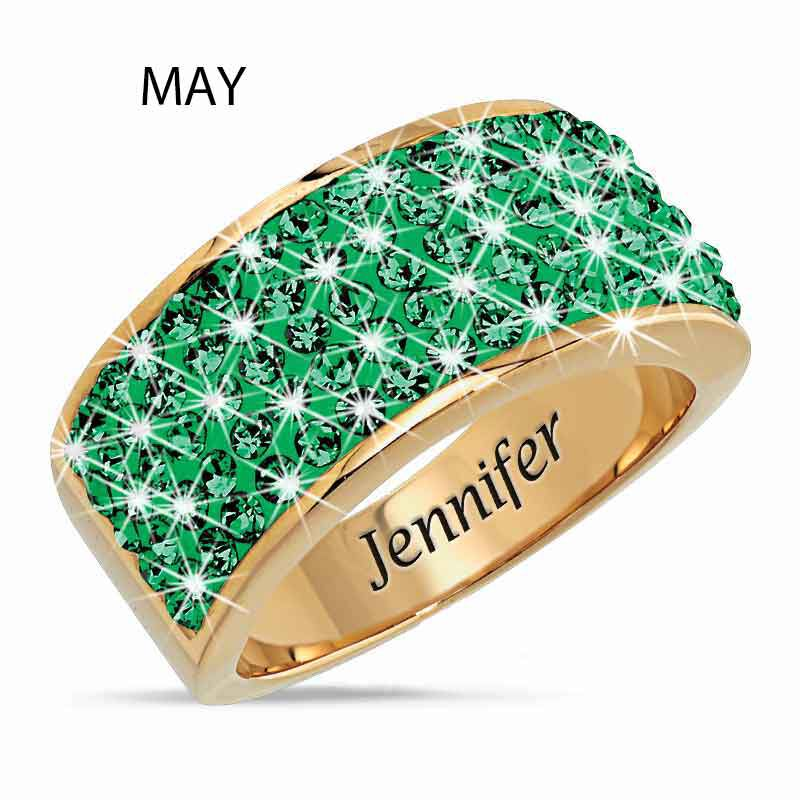 Personalized Birthstone Fire Ring 5806 002 1 6
