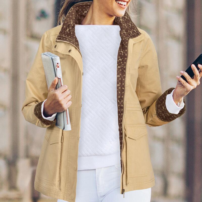 Personalized Twill Jacket 6830 0011 m model