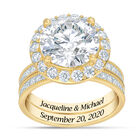 Personalized Together Always Ring Set 10303 0011 a main