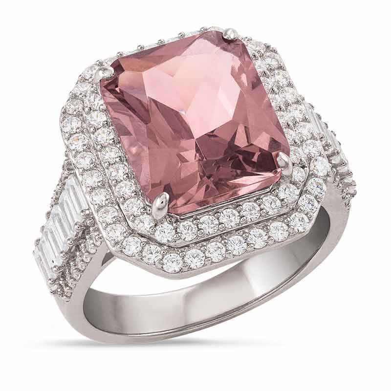 The Blushing Beauty Sterling Silver Ring 6423 001 4 1