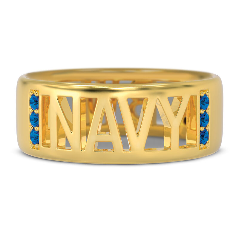 Military Initial Ring 10234 0023 a main
