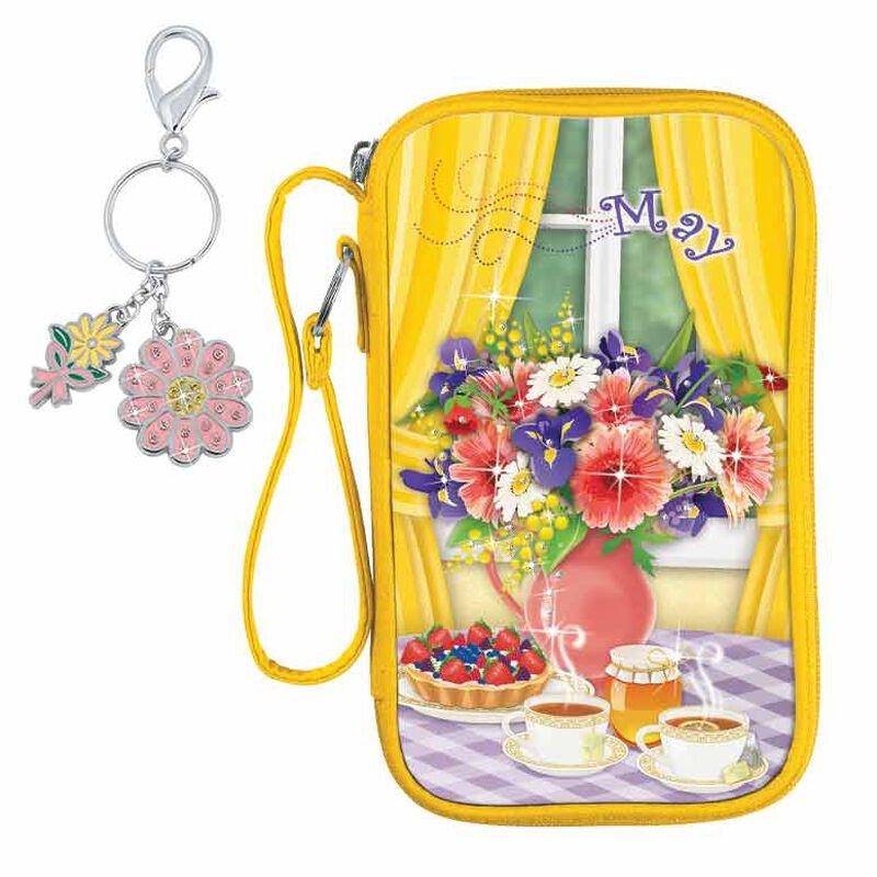 Seasonal Sensations Wristlet  Keychain 5455 002 5 5