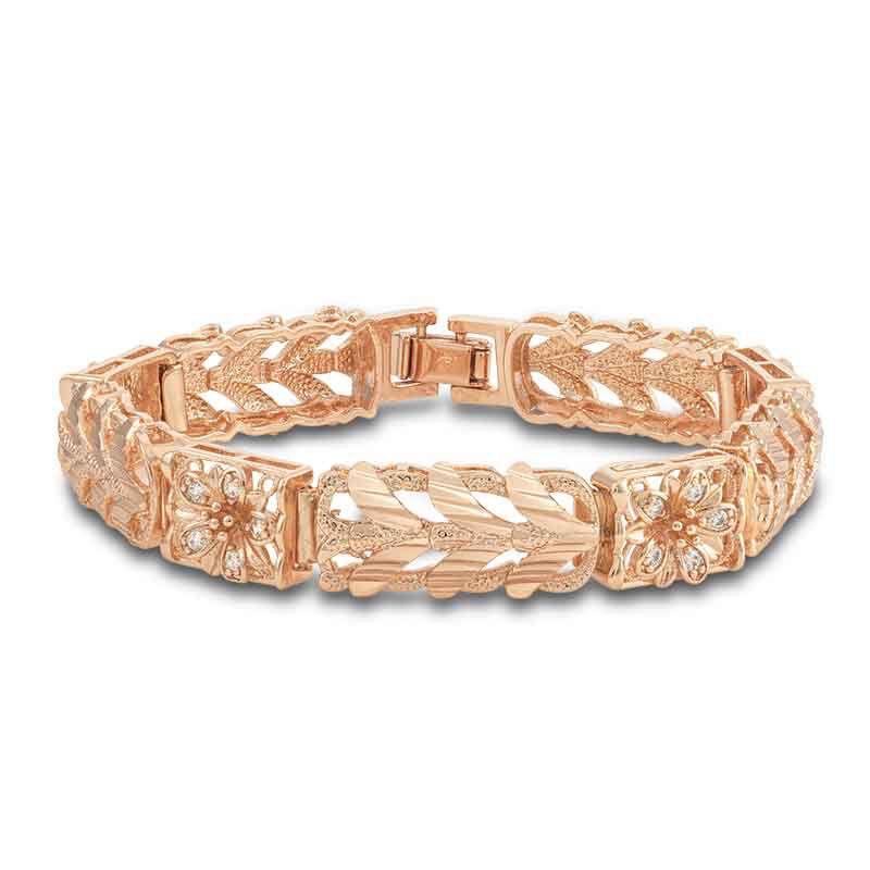 Healing Blooms Copper Bracelet 6368 001 1 1