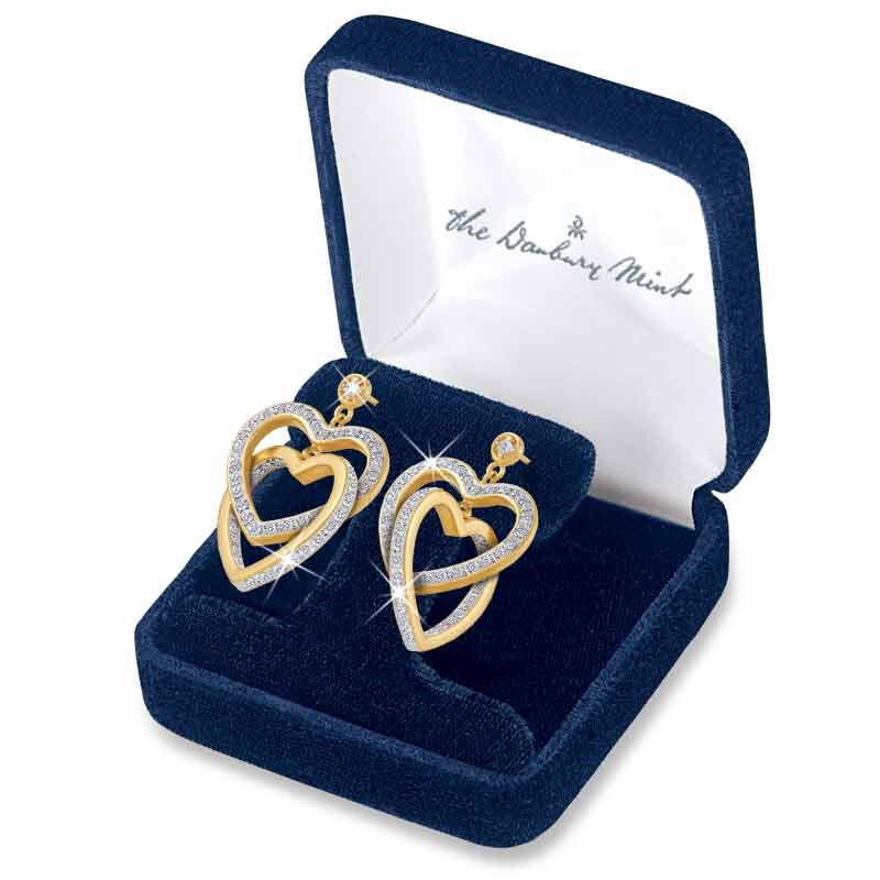 Together Always Diamond Earrings 1695 001 6 2