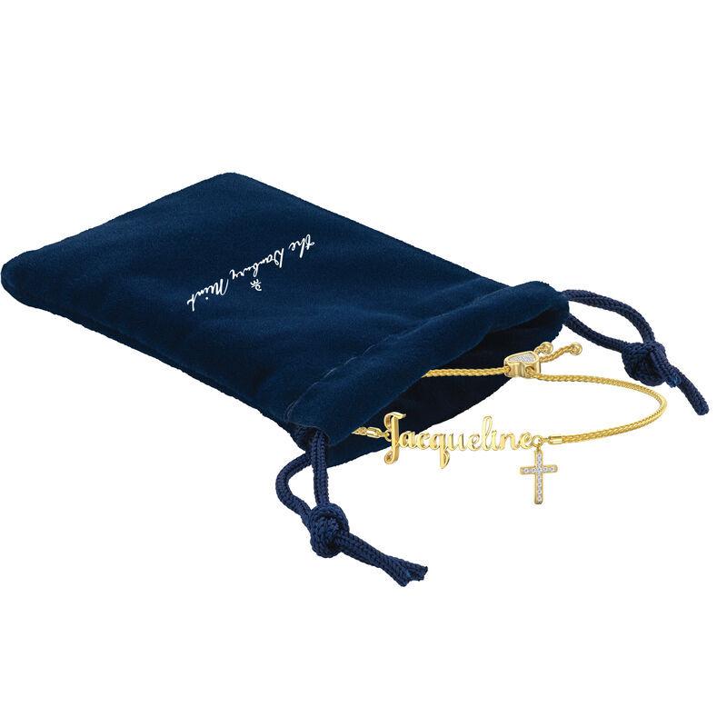 Personalized Bolo Cross Bracelet 6513 002 3 2
