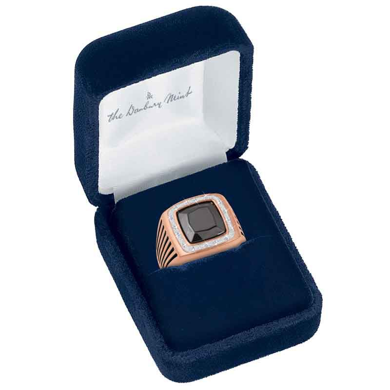 The Natures Power Copper Mens Ring 5459 001 3 3