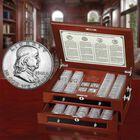 Complete 20th Century Half Dollar Treasury 2986 002 0 6