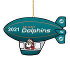2021 Football Dolphins Ornament 1443 1381 a main