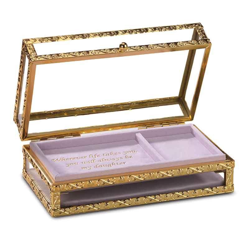 Always My Daughter Luxury Jewelry Box 2100 002 1 2