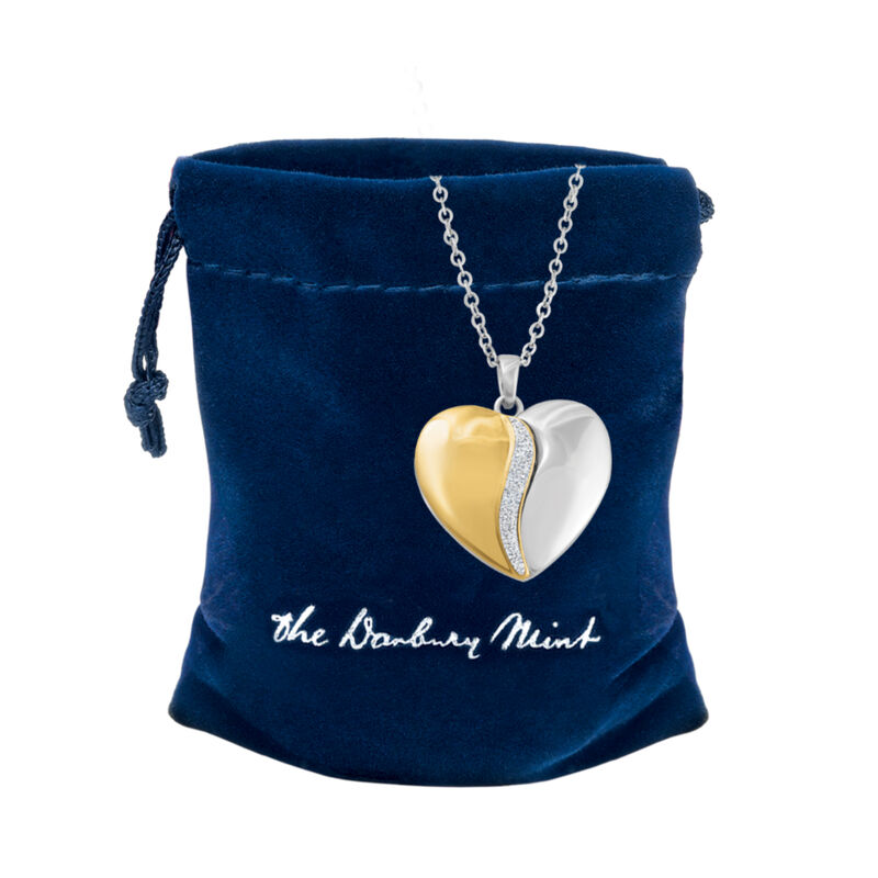 Wherever Life Takes You Locket 10548 0016 g gift pouch