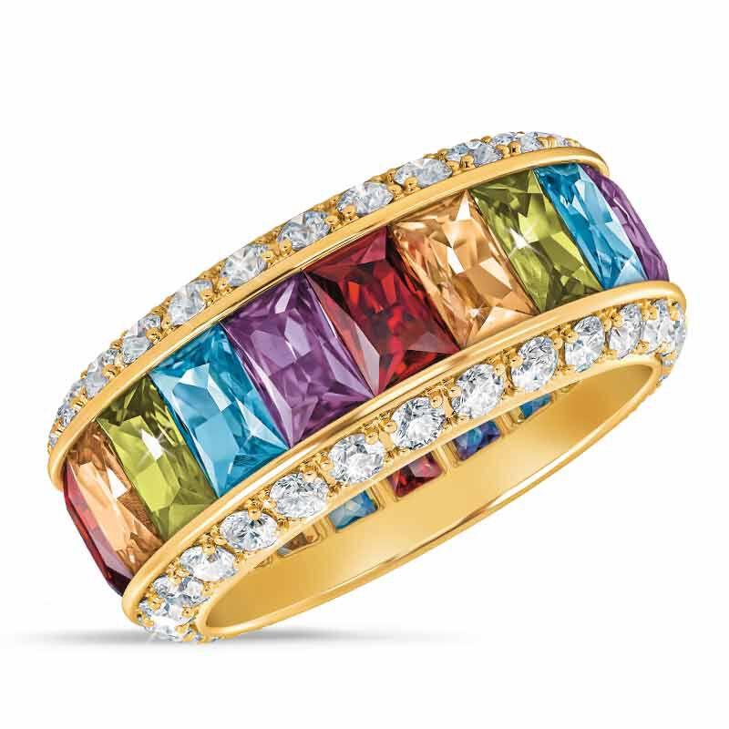 The Rainbow Eternity Ring 6019 001 4 1