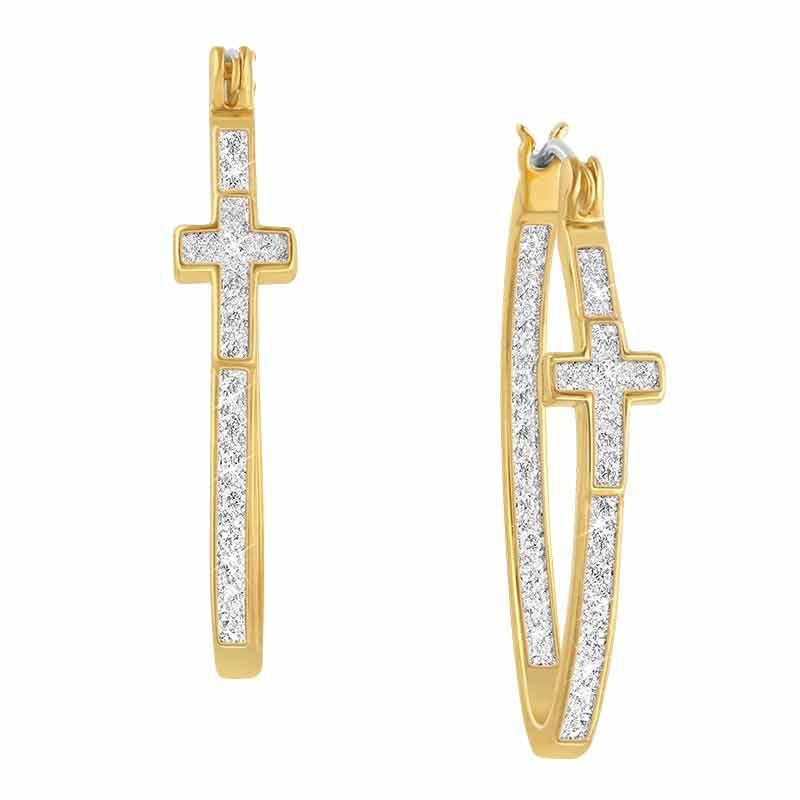 Divine Diamond Hoops 1537 001 8 1