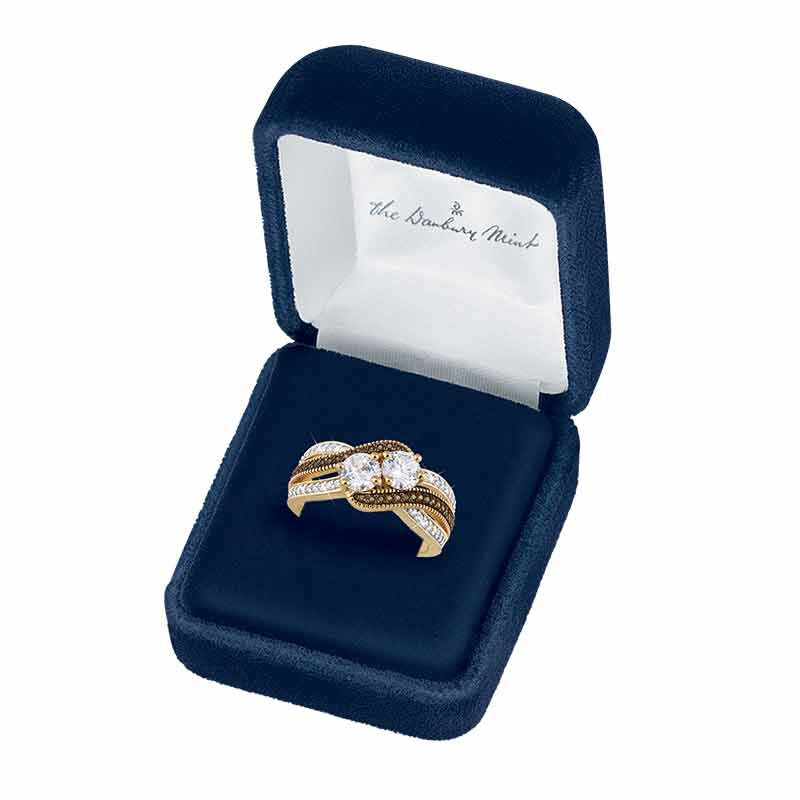 You  Me Eternally Two Stone Ring 2261 001 8 2