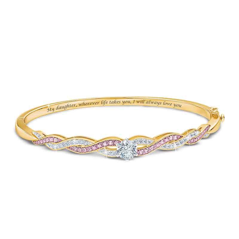 I Will Always Love You Daughter Journey Bracelet 4930 001 5 1