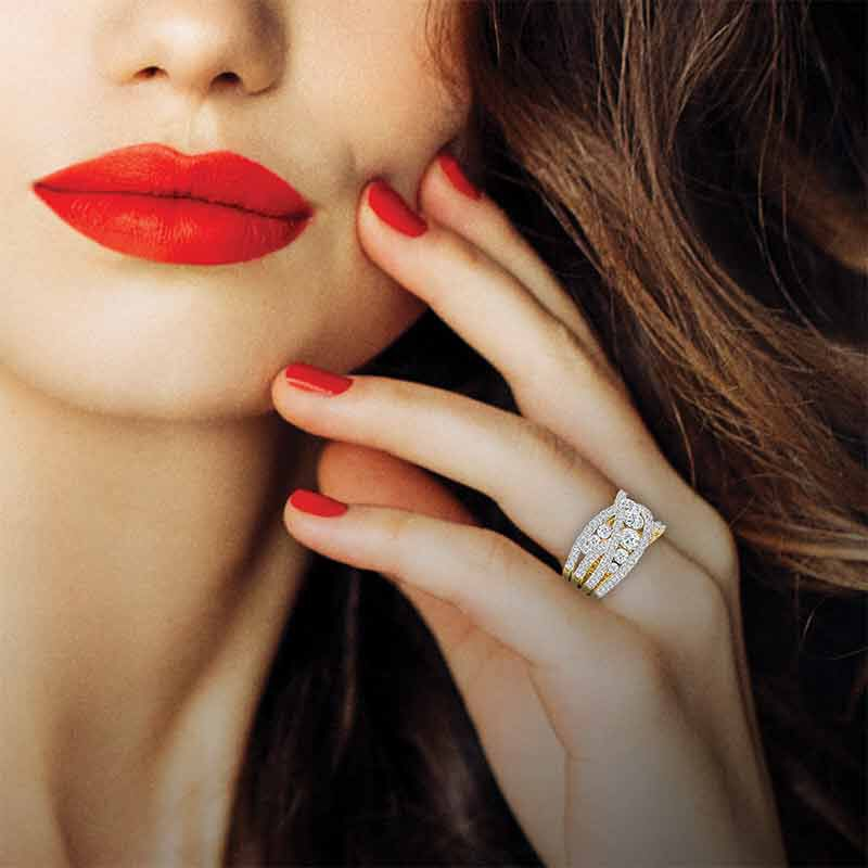 The Five Carat Kiss Ring 6277 001 1 4