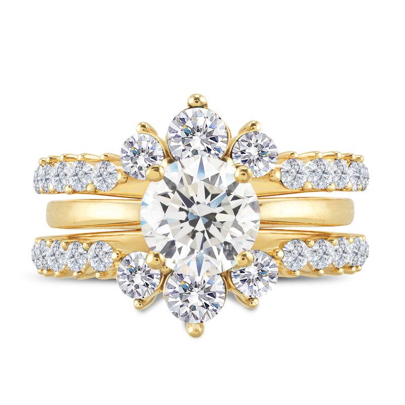 Birthstone Ring Set 6214 0017 d april