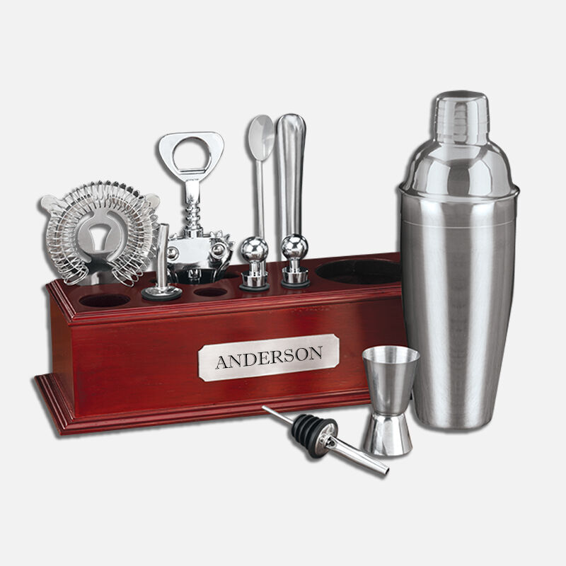 The Personalized Complete Barware Set 5641 001 2 2