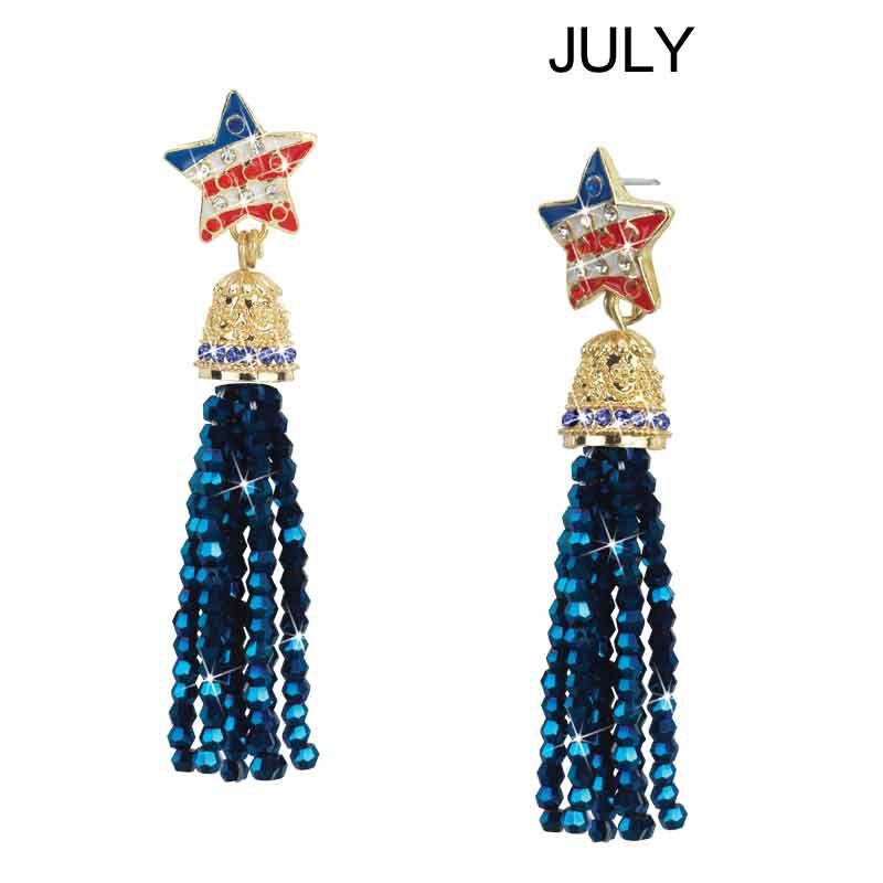 A Year of Cheer Tassel Earrings 1724 001 1 6