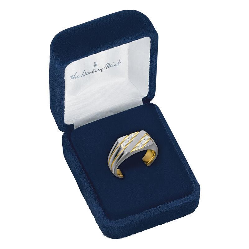 The Gentleman Mens Diamond Ring 6796 001 3 3