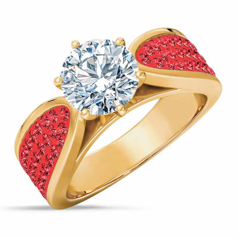 The Birthstone Fire Ring 2581 001 1 7