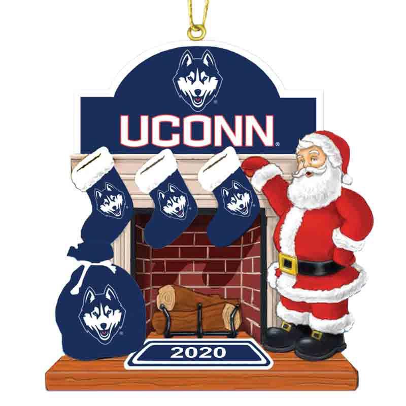 The 2020 UCONN Huskies Ornament 5040 274 2 1