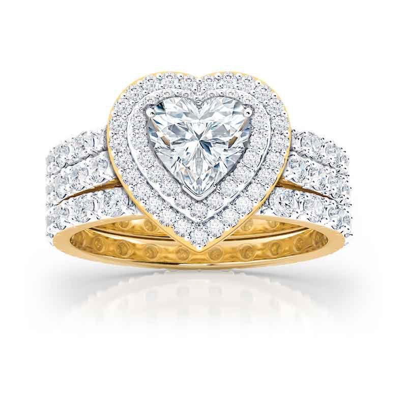 Love Everlasting Stackable Ring Set 2449 001 3 1
