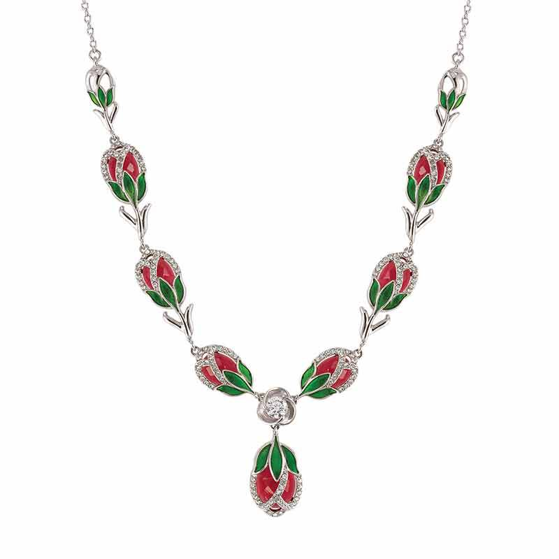 The Tulip Blossoms Necklace 6440 001 3 1