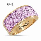 Personalized Birthstone Fire Ring 5806 002 1 7