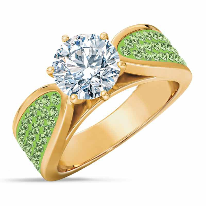 The Birthstone Fire Ring 2581 001 1 8