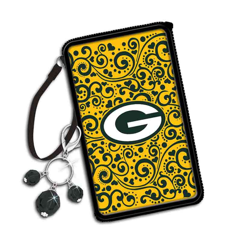 The Green Bay Packers Wristlet Set 1506 002 3 4