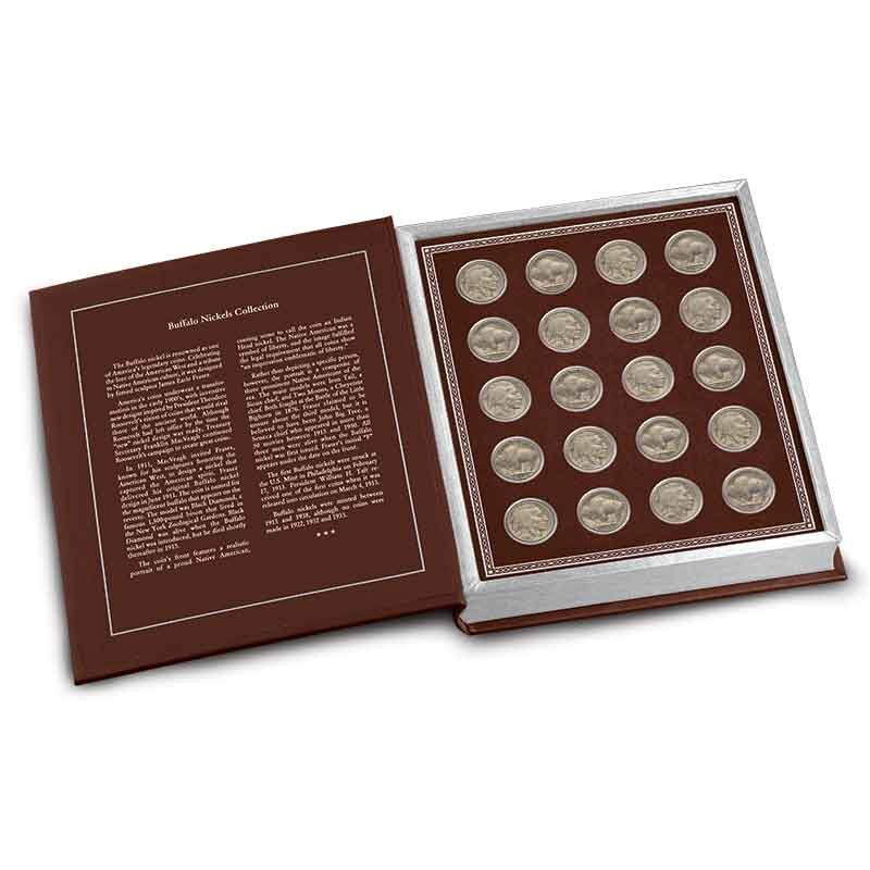 Buffalo Nickels Collection 2915 001 8 3