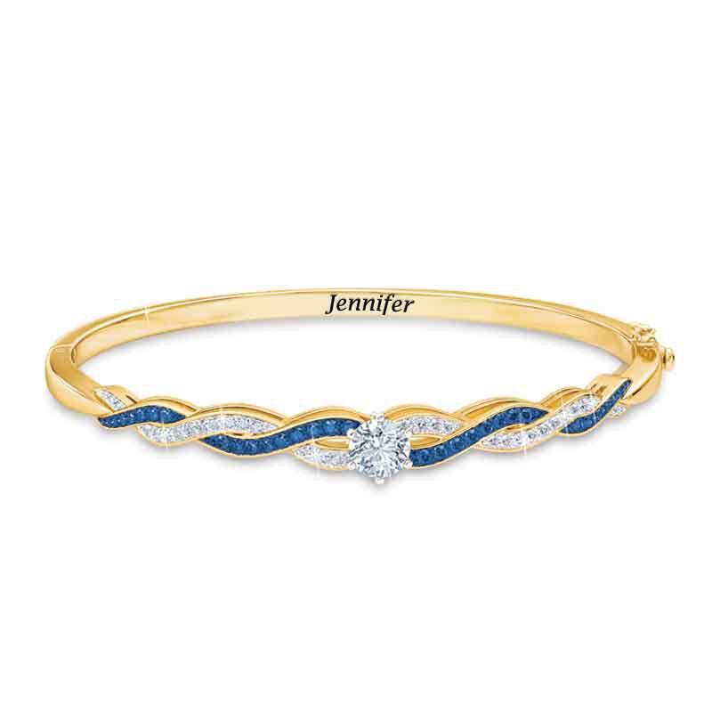 Birthstone Swirl Bracelet 5821 001 4 9