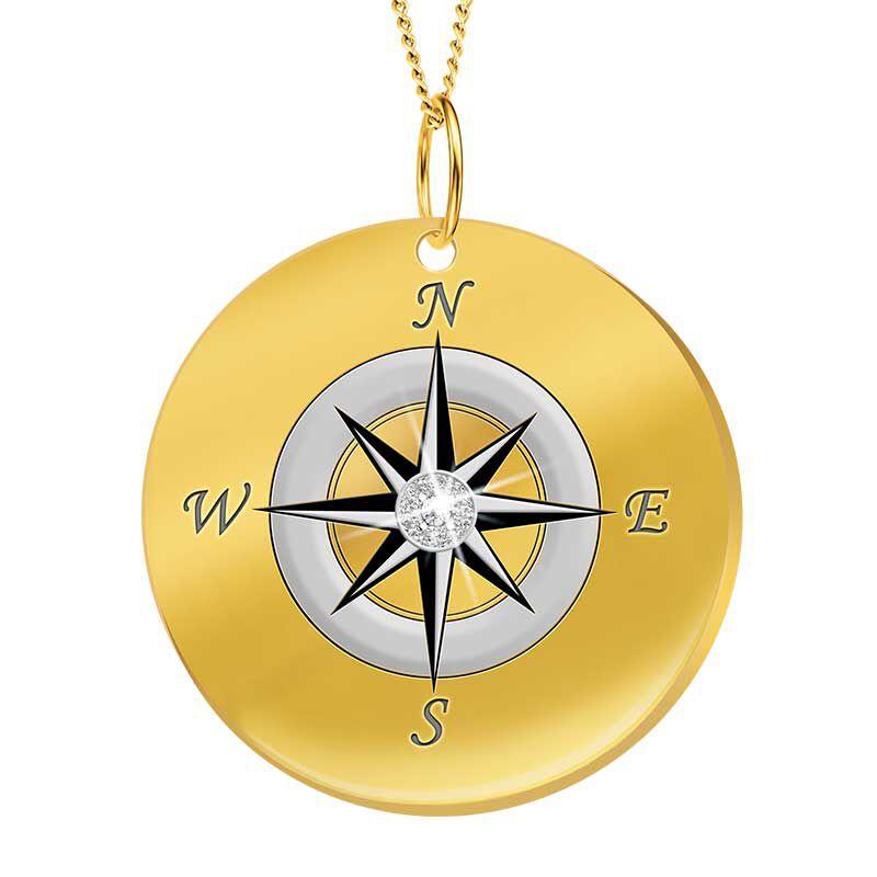 Wherever Life Takes You Compass Pendant 4096 002 3 1