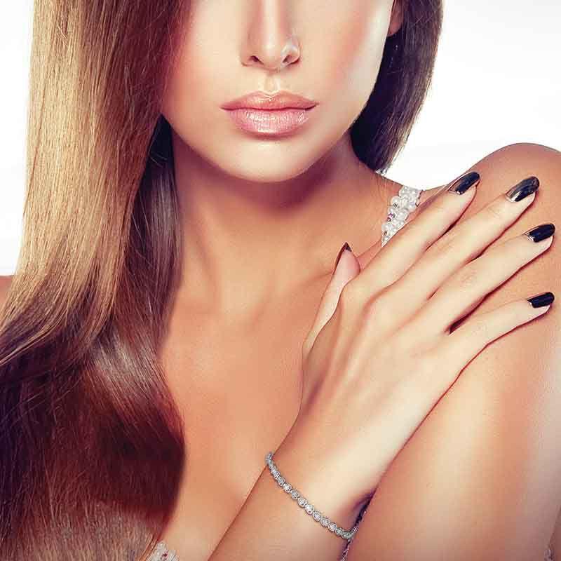 True Love Diamond Bracelet 6147 001 9 3