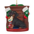2021 Dog DachsBT Ornament 6428 0449 a main