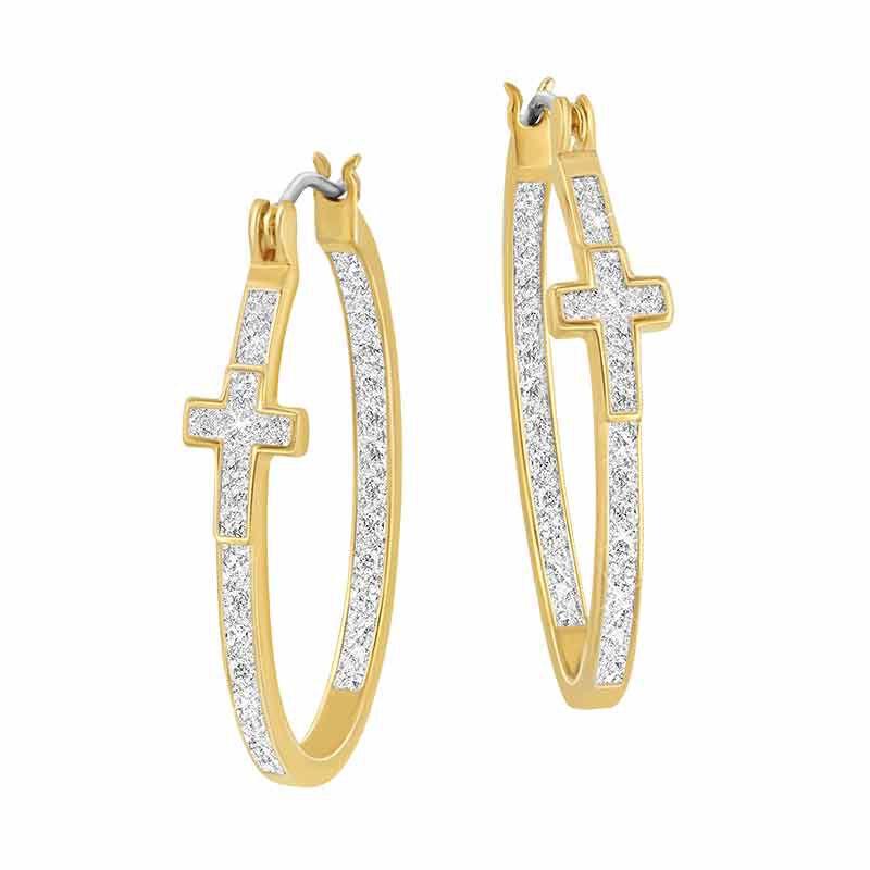 Divine Diamond Hoops 1537 001 8 2