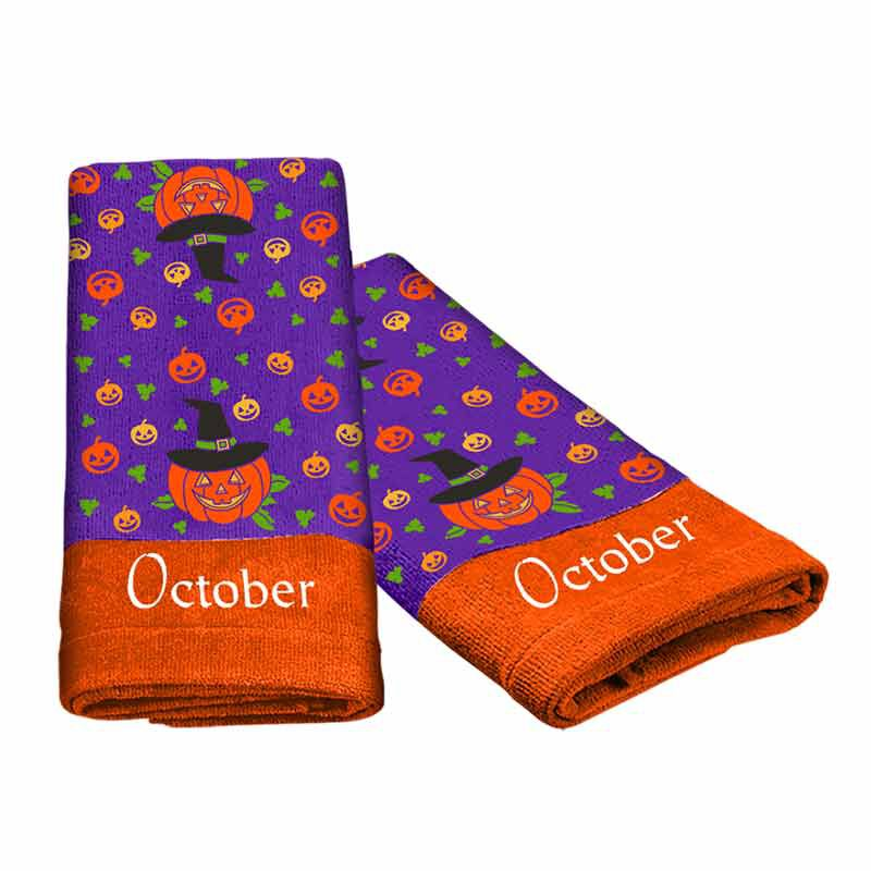 A Year Of Cheer Hand Towel Collection