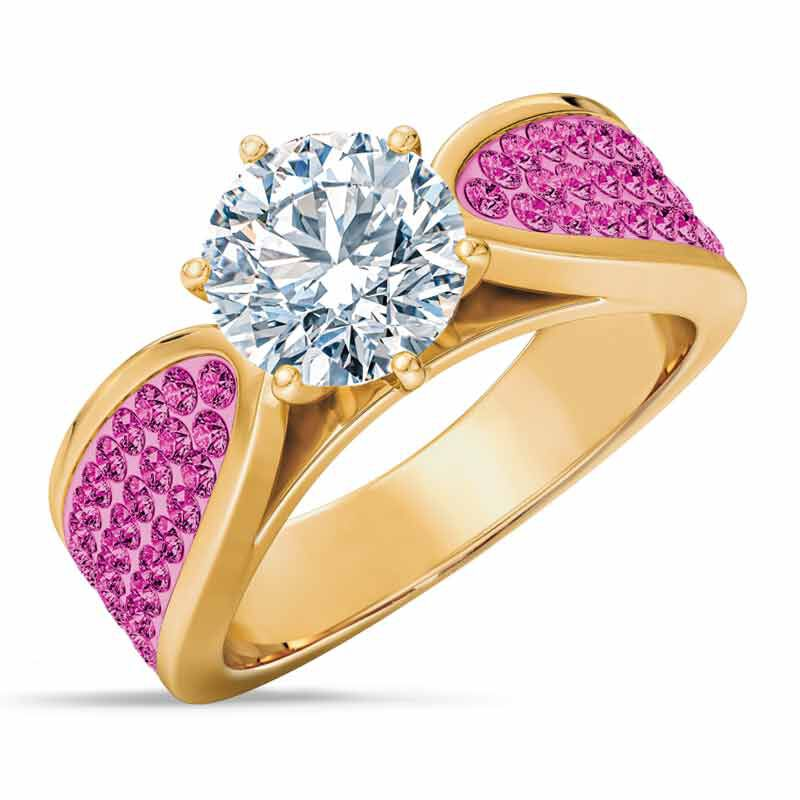 The Birthstone Fire Ring 2581 001 1 10