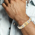 Personalized Air Force Bracelet 6449 005 5 5