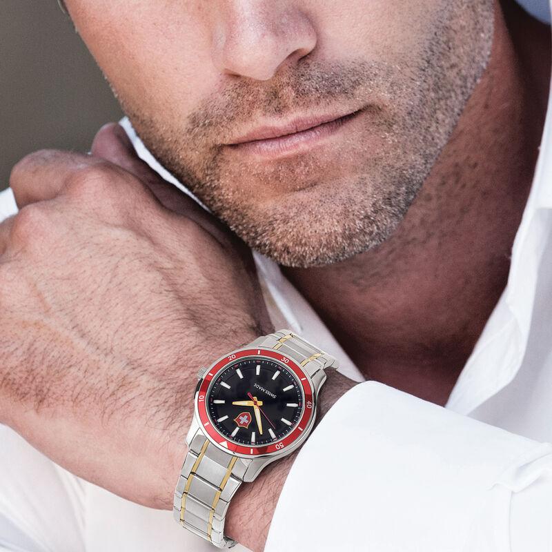 Swiss Sophistication Mens Watch 6633 001 0 3