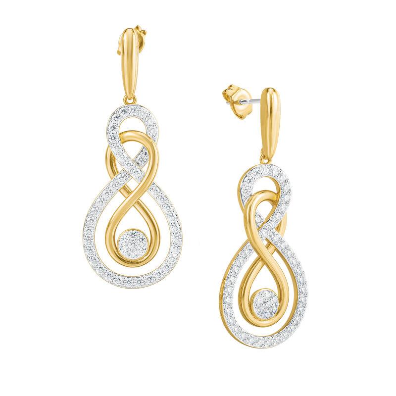Infinite Elegance Diamond Earrings 6600 0019 a main