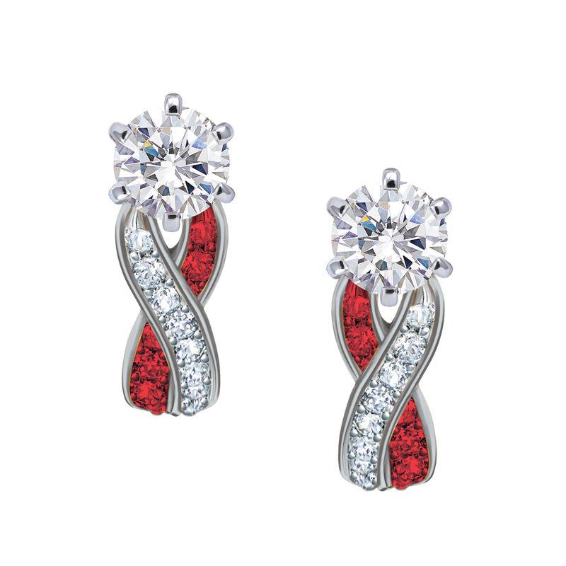 Birthstone Swirl Earrings 10115 0027 a main