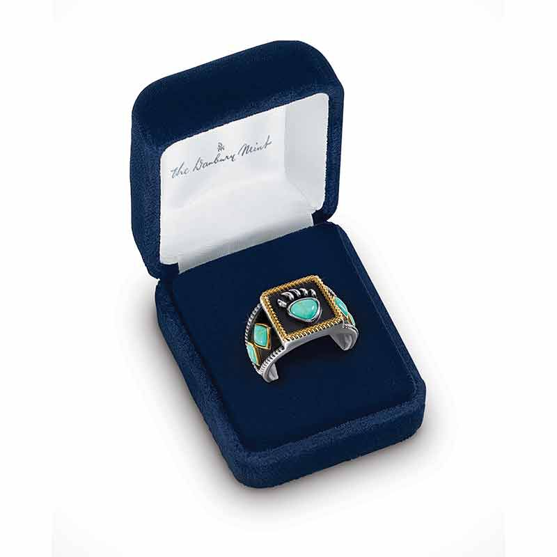Legend of the Bear Claw Mens Ring 6775 001 8 4