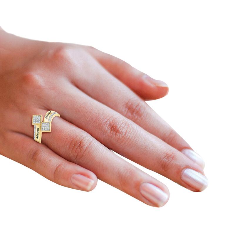 The Always Forever Diamond Ring 6499 0013 m model