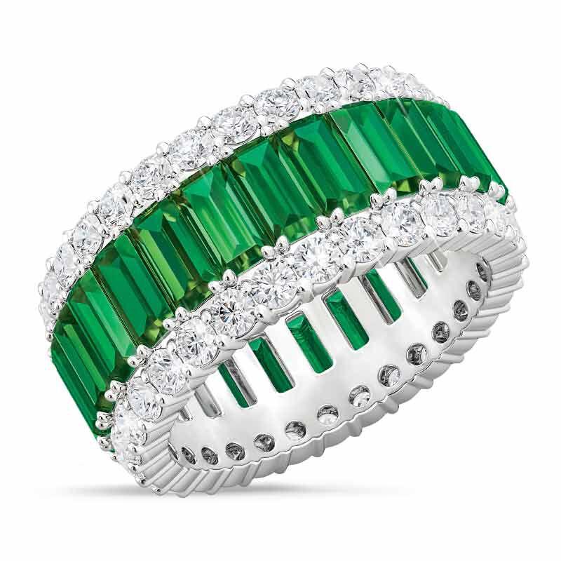 Birthstone Beauty Eternity Ring 2811 001 3 5